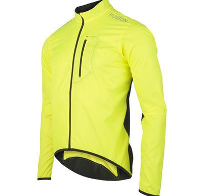 FUSION S1 CYCLING JACKET - UNISEX (2446409039954)