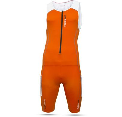 FUSION MULTISPORT SUIT ORANGE - MAND