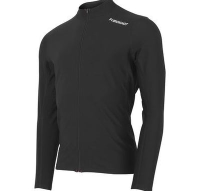 FUSION HOT ZIP RUNNING SHIRT - MAND