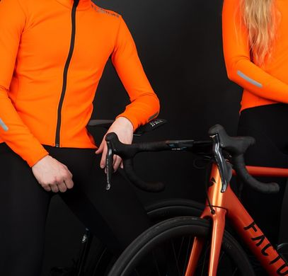 FUSION S3 CYCLING JACKET - UNISEX