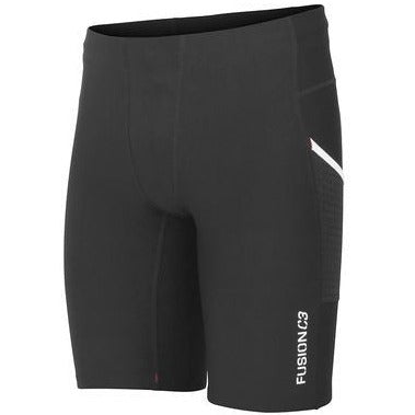 FUSION C3+ SHORT TIGHTS POCKET - UNISEX