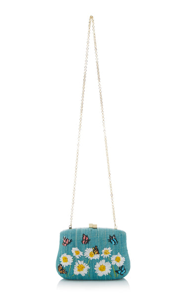 Blair Daisy Embroidered Bag