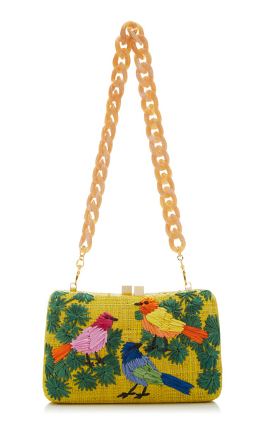 Marisa Embroidered Bag
