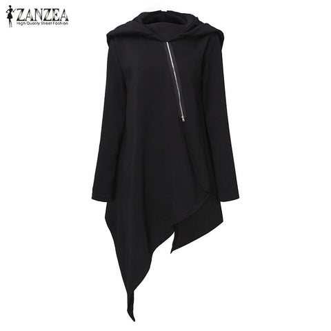Zanzea Hooded Sweatshirt Women