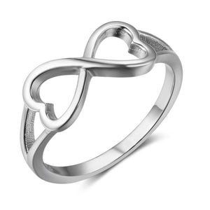 Eternal Love 925 Sterling Silver Ring