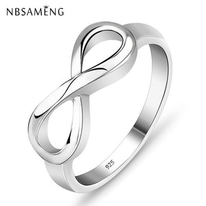 Eternal 925 Sterling Silver Ring