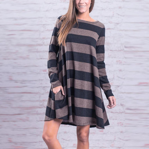Feitong Dress Long Sleeve