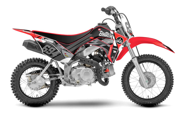 Buttery - CRF110 Graphics