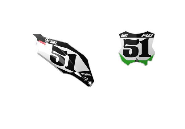 RD51 Backgrounds - Kawasaki