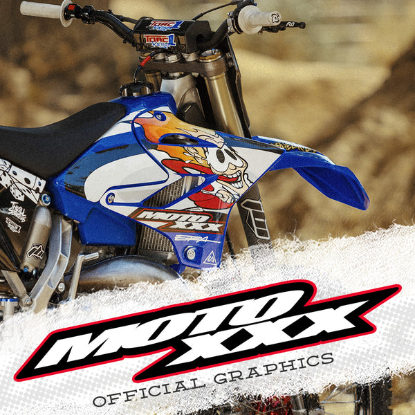 Official Moto XXX Graphics