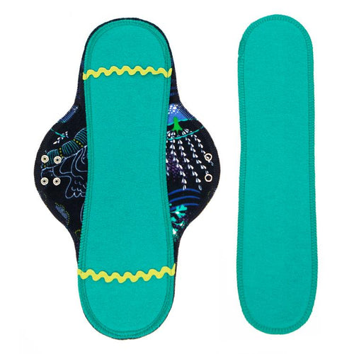 Reusable long pad