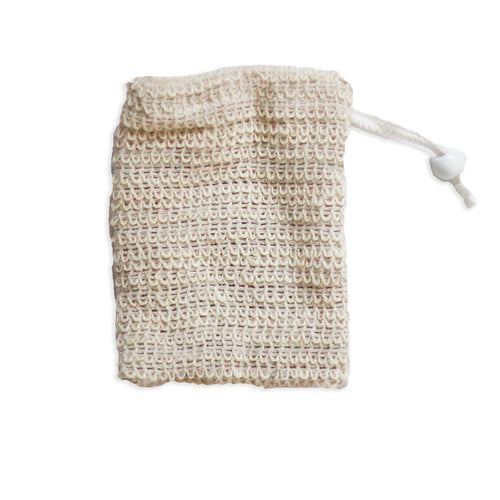 Sisal Soap Saver Bag