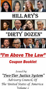 "Vol 2 - Hillary's ""Dirty Dozen"""
