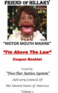 Vol 3 - Motor Mouth Maxine