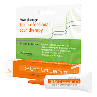 Strataderm Scar Therapy Silicon Gel 5g