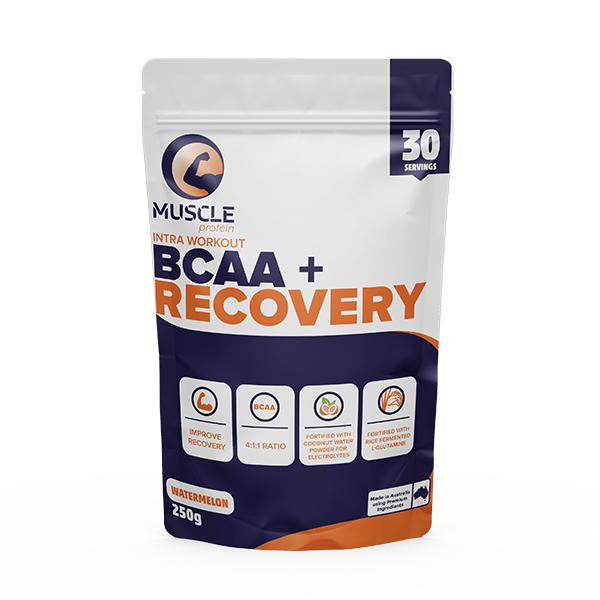 Muscle Protein BCAA+ Recovery
