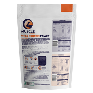 Muscle Protein Whey Protein Power