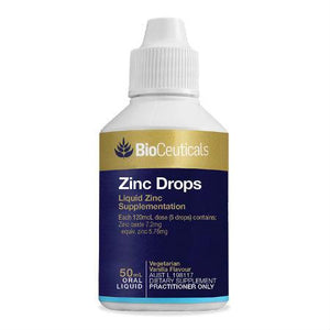 BioCeuticals Zinc Drops - Oral Liquid (50ml)