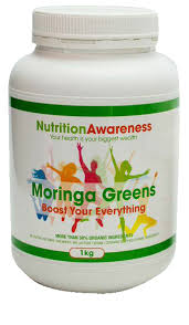 Moringa Greens - Boost your Everything 300g Powder