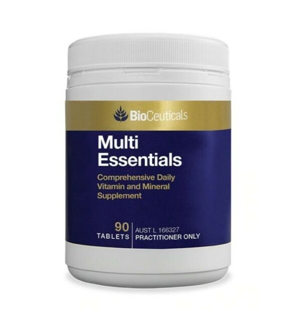 Bioceuticals Multi Essentials (90 tablets)