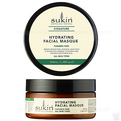SUKIN HYDRATING FACIAL MASQUE | SIGNATURE 100ML