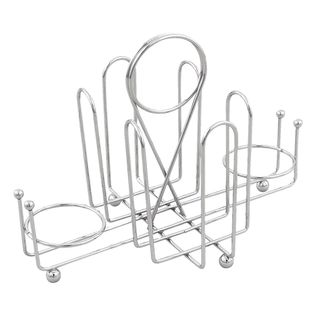 Wire Condiment Caddy