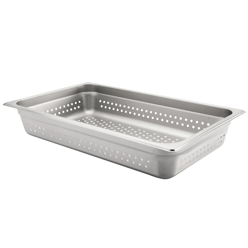 Full size, Perforated Steam Pan