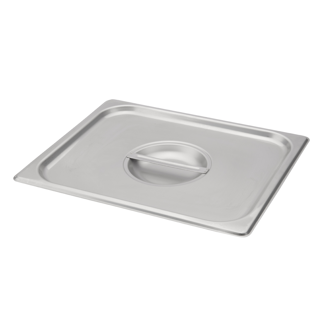 Steam Pan, Half size, long, cover
