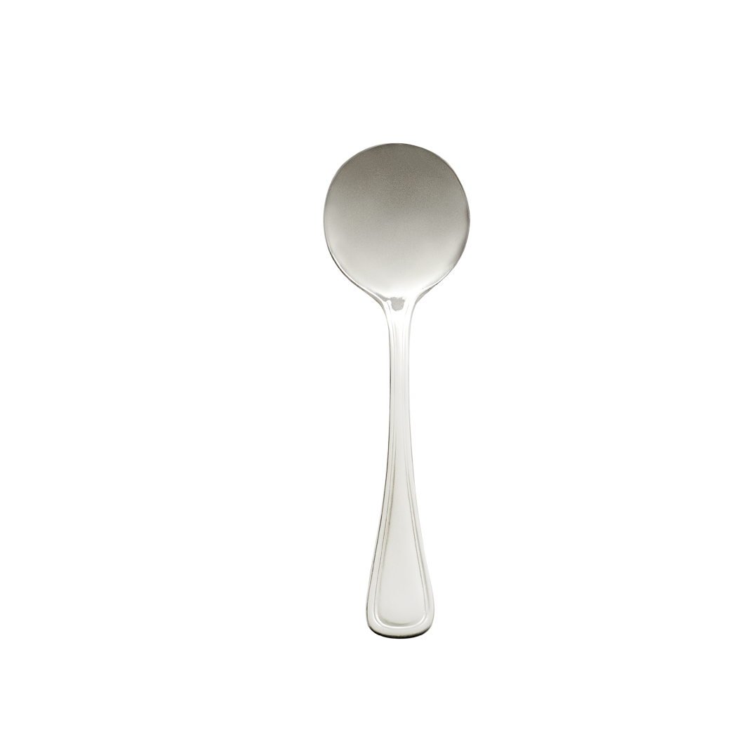 Paris Bouillon Spoon