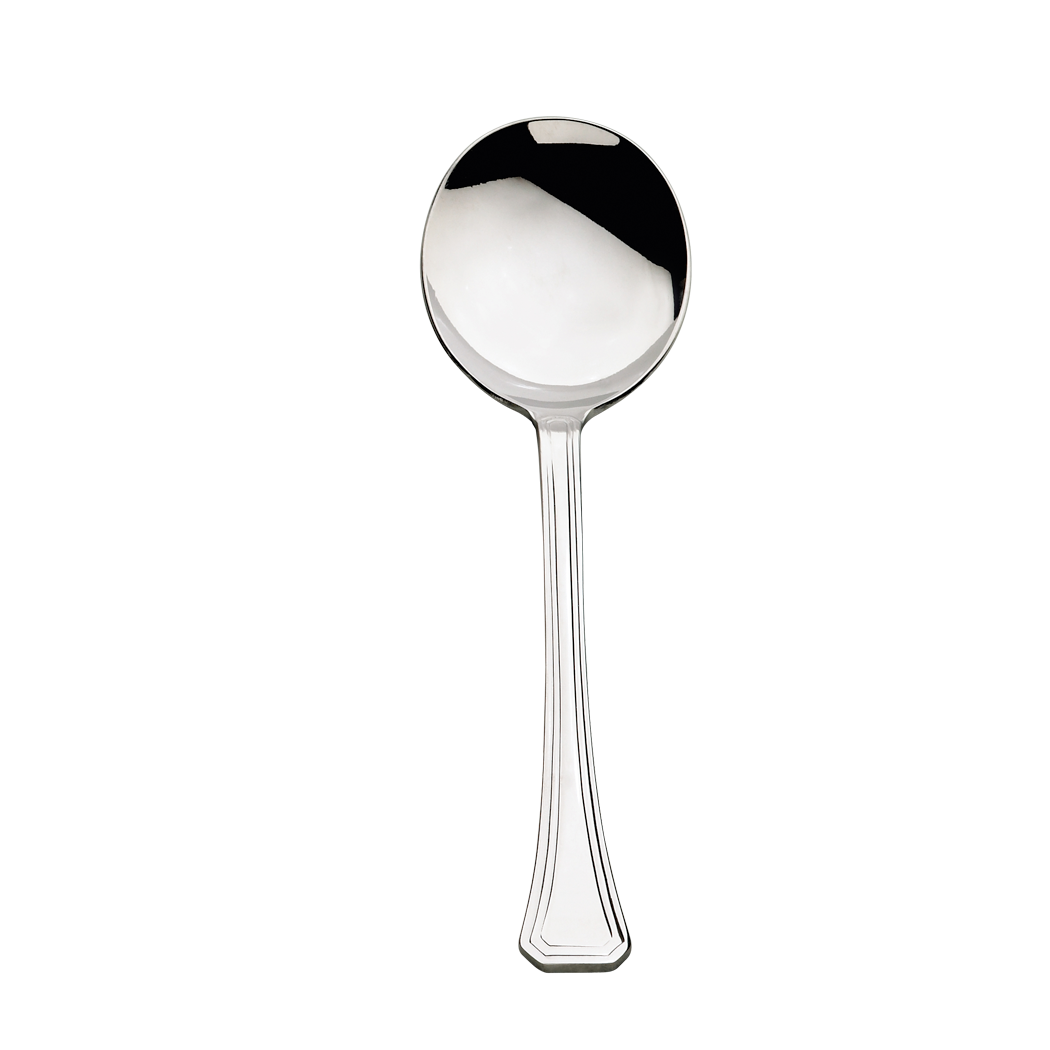 Oxford Round Soup Spoon