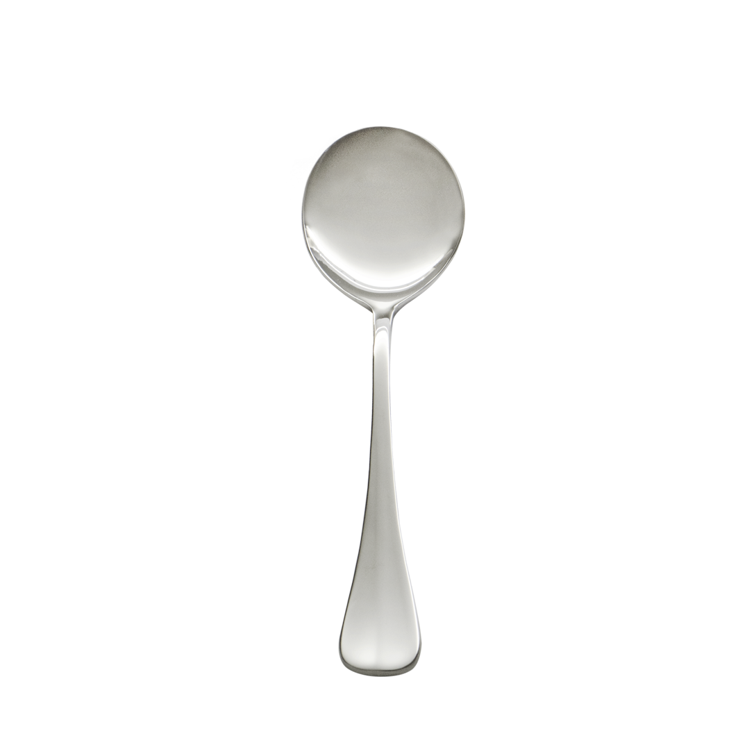 BISTRO Round Bowl Soup Spoon