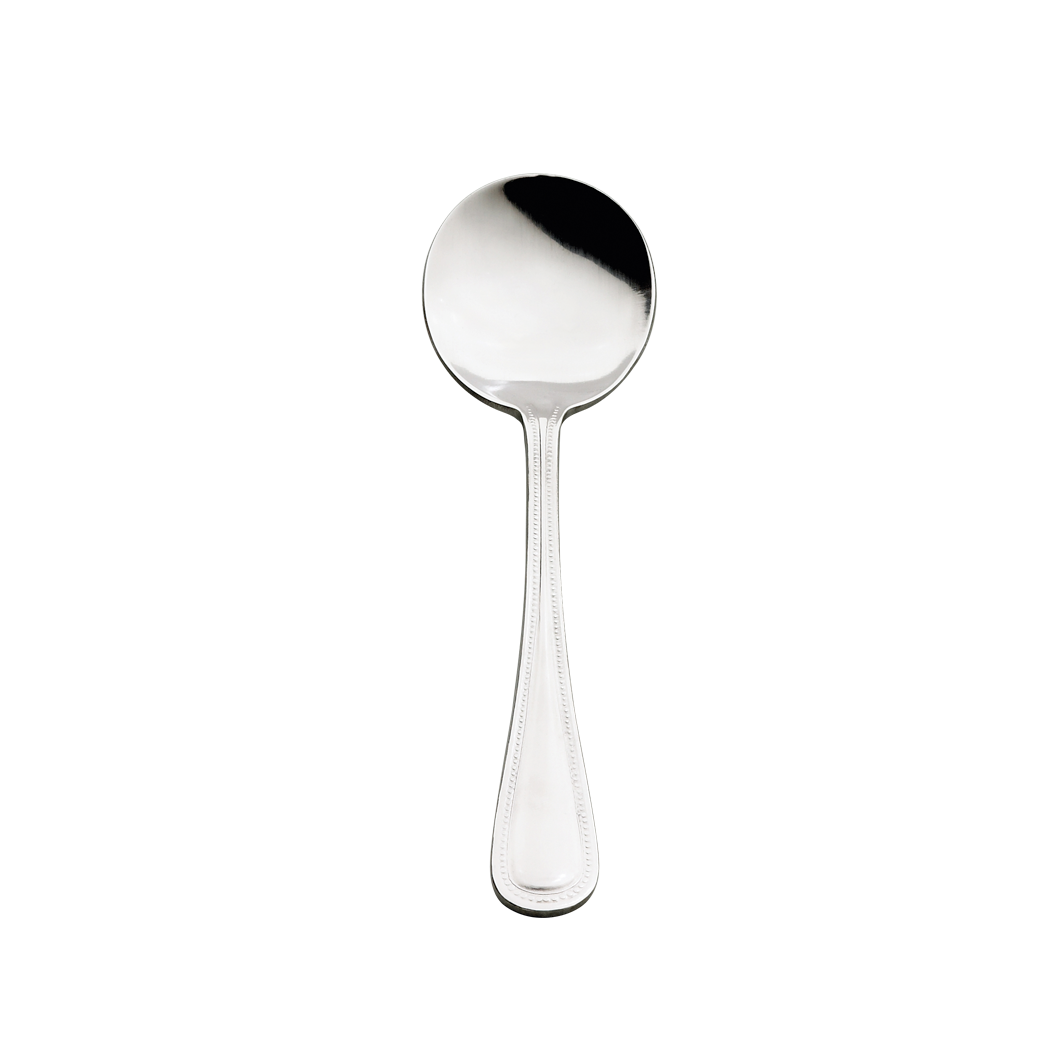 Contour Bouillon Spoon
