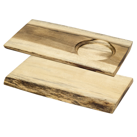 Reversible Serving Board with Insert