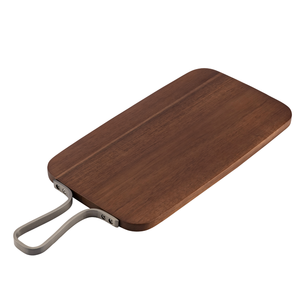 Serving Board With Handle