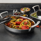 Tri-Ply Oval Roast Pan