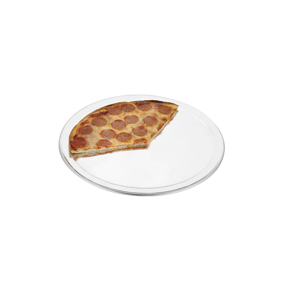 Wide Rim Pizza Pan