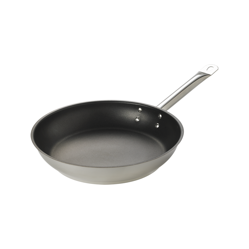 Stainless Steel Standard Fry Pan