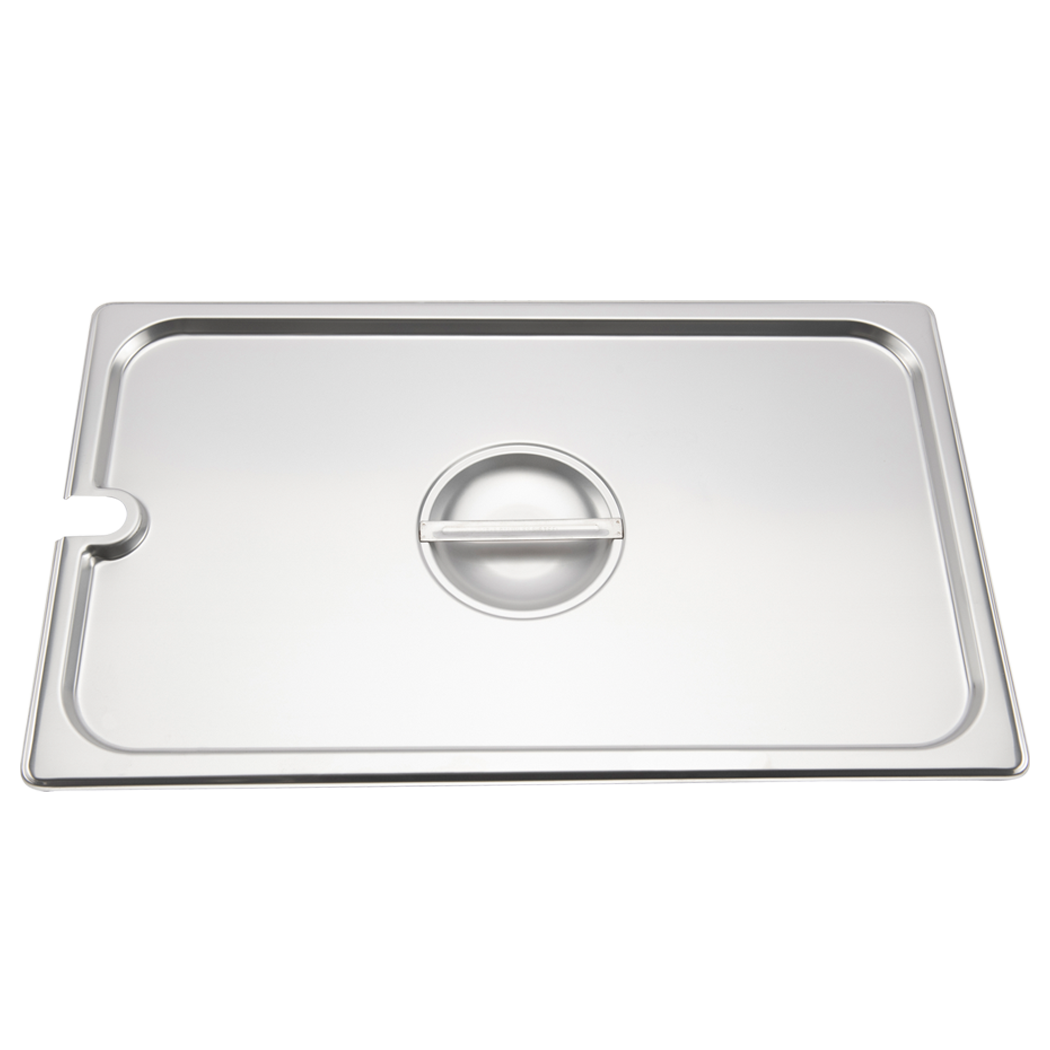 "Full size, Perforated Steam Pan, 6"" deep"
