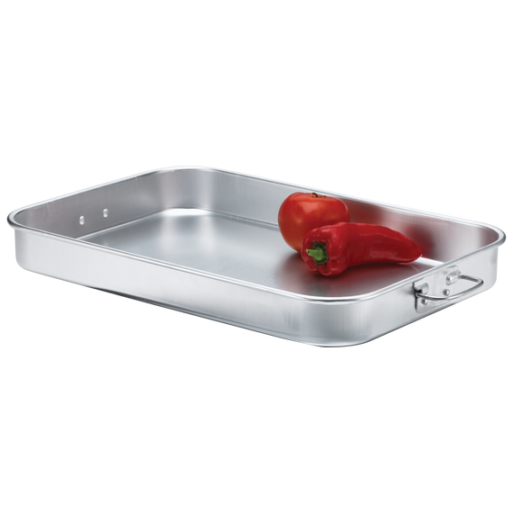 Aluminum Straight-Sided Roast Pan