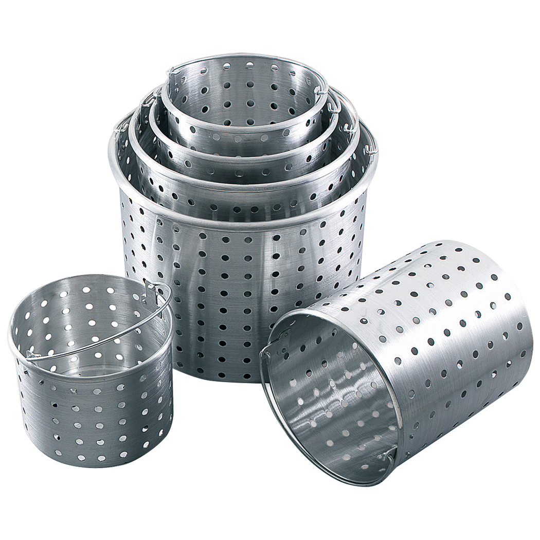 Aluminum Perforated Baskets
