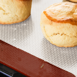Silicone Baking Mat One-Eighth size