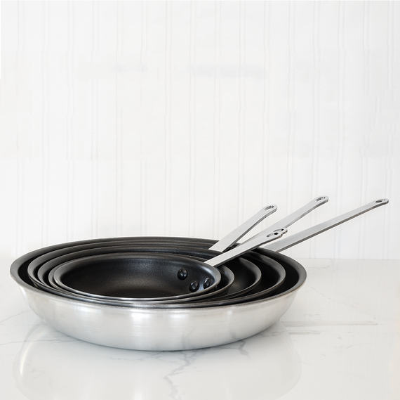 Induction Aluminum Fry Pan