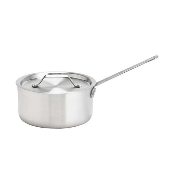 Heavy Weight Straight-Sided Sauce Pan