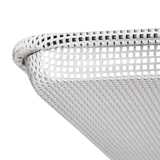 Fully Perforated Aluminum Bun Pan