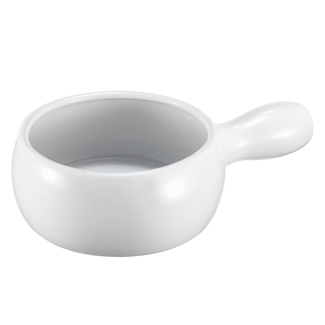 Onion Soup Bowl with Handle