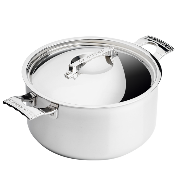 Mont Bleu Stew Pan with Lid