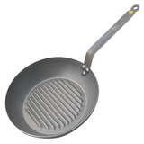 Mineral B Element Round Grill Frying Pan
