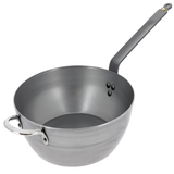 Mineral B Element Round Country Pan with Helper Handle