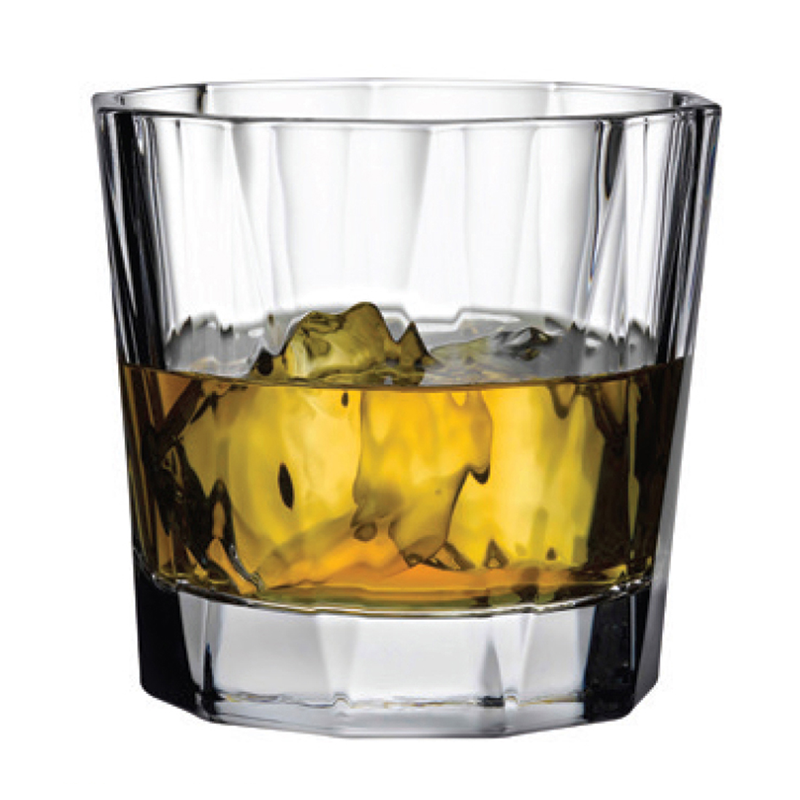 Hemingway Old Fashioned Glass