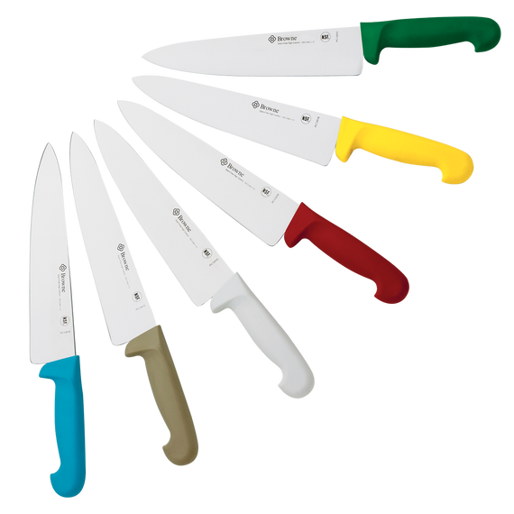 Colour-Coded Cook's Knives